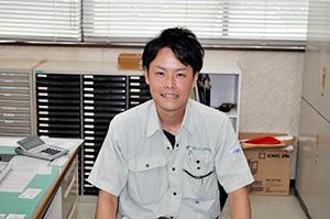補償部所属 齋藤 健太(入社3年目)